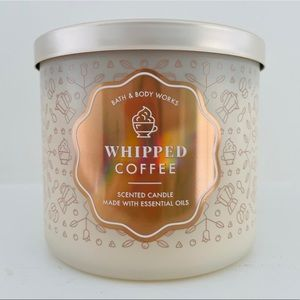 NEW BBW WHIPPED COFFEE Candle